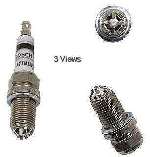 Platinum +4 Spark Plug
