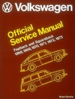 VW Type 3 Service Manual 1968-1973